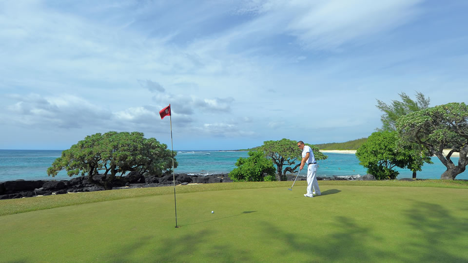 Shandrani Golf