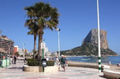Holidays to Calpe