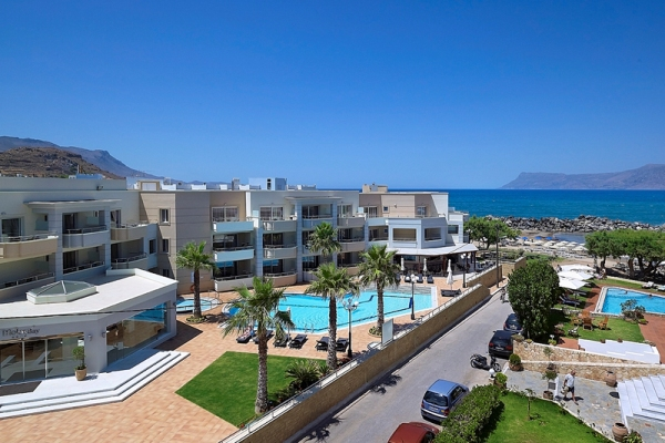 4* Molos Bay Hotel