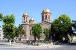 Orthodox cathedral, Constanta, Romania