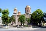Orthodox cathedral, Constanta, Romania