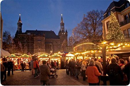 Valkenburg & Aachen Christmas Markets »
