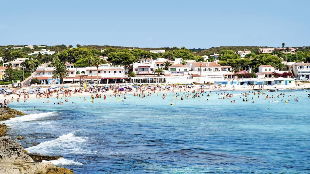 Cheap Holidays To Punta Prima Menorca Spain Cheap All Inclusive Holidays Punta Prima Minorca