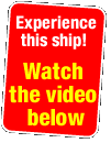 watch a video below on adventure of the seas