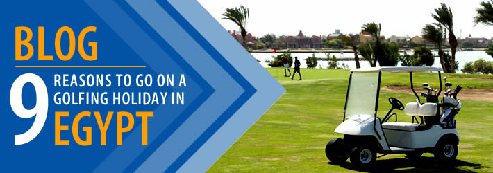 9 Reasons To Go On A Golf Holiday In Egypt