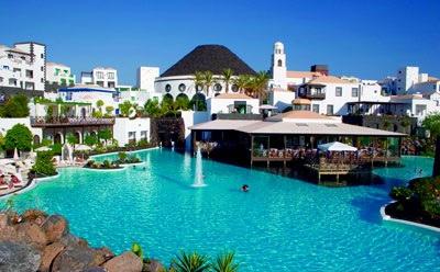 Hotel Volcan - Playa Blanca