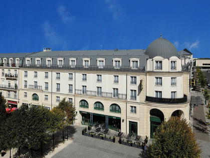 L'Elysee Val d'Europe Hotel - Selected Hotels - Disneyland® Paris