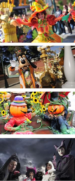 Autumn at Disneyland® Paris
