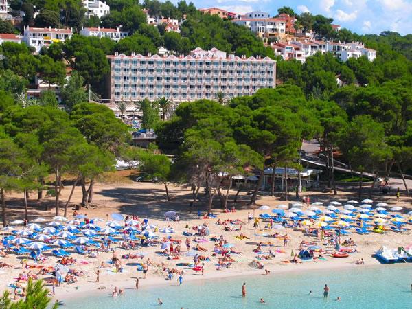 Cala Galdana Hotel - Cala Galdana