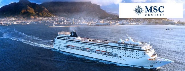 MSC Cruises 2015
