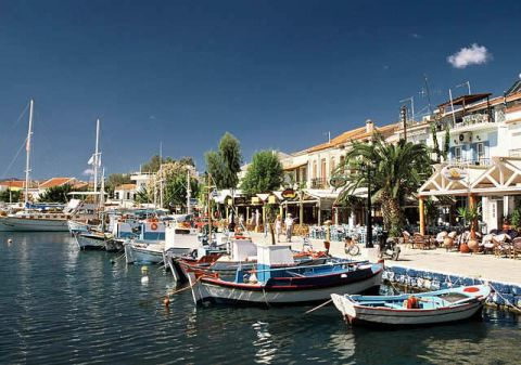 Cheap Holidays to Pythagorion - Samos - Greece - Cheap All Inclusive Holidays...