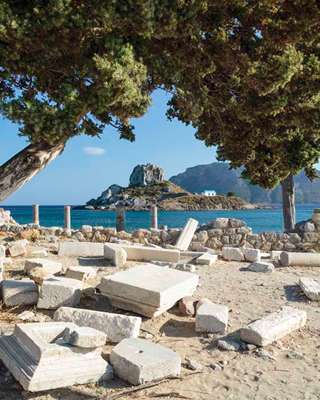 Holidays to Kefalos