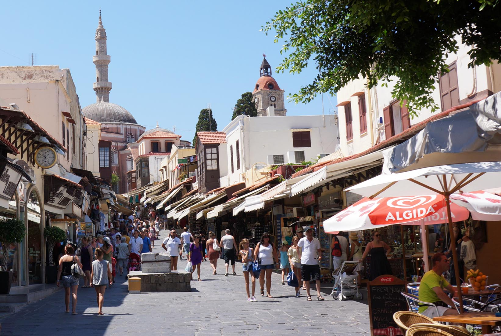 Cheap Hotels In Rhodes Town
