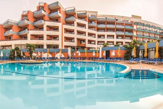 Dolmen Resort **** Qawra Malta