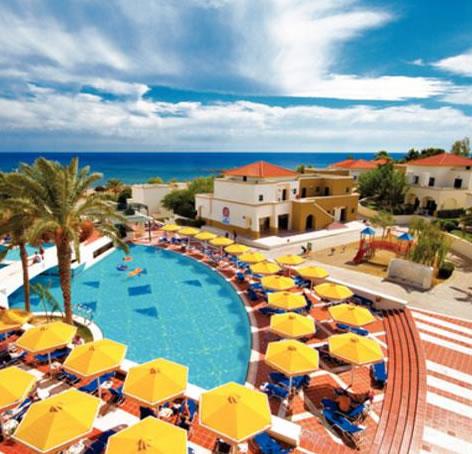 Mitsis Rodos Maris Resort ***** Kiotari Rhodes