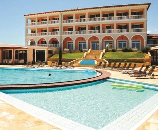 Tsamis Zante Spa Resort **** Tsilivi Zante
