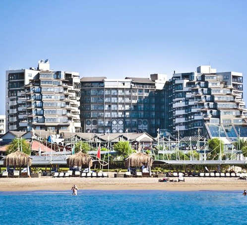 Limak Lara Resort ***** Lara Beach / Antalya Hotels