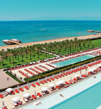 Adam and Eve ***** Belek Hotels
