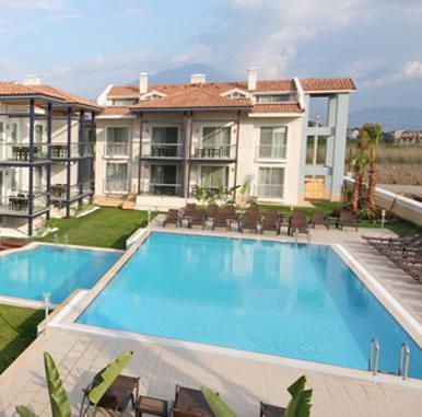 Diana Residence **** Fethiye/Calis Hotels