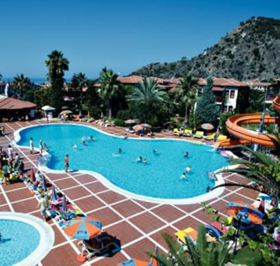 Alize Hotel **** Olu Deniz Hotels