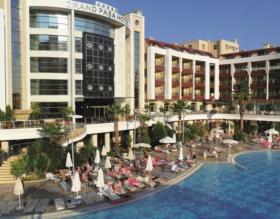 Grand Pasa ***** Marmaris Hotels