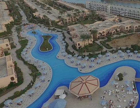 Ali Baba Palace **** Hurghada Hotels - Red Sea Resorts Egypt