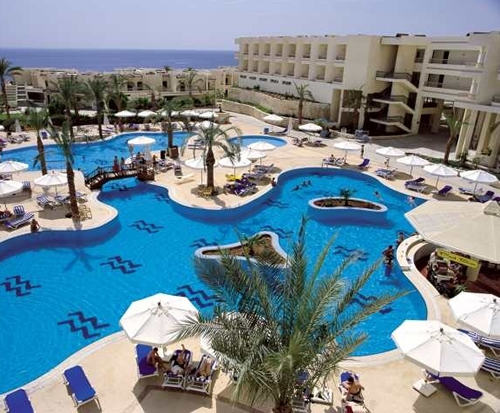 Hilton Sharks Bay **** Sharm El Sheikh Hotels - Red Sea Egypt