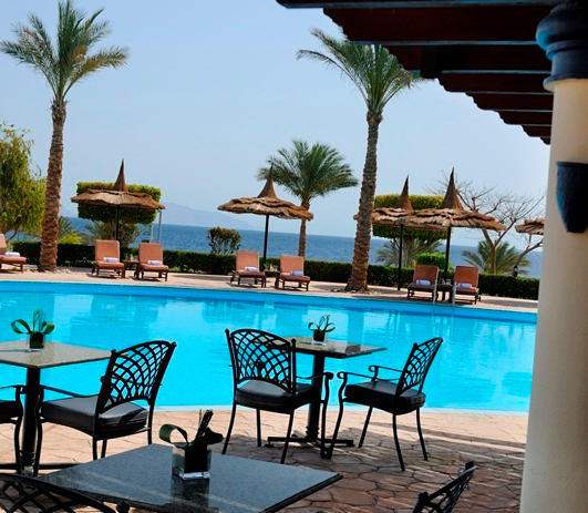 Renaissance Golden View ***** Sharm El Sheikh Hotels - Red Sea Egypt