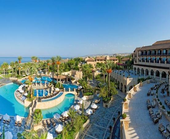 Elysium ***** Paphos Cyprus