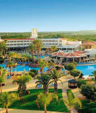 Olympic Lagoon **** Ayia Napa Cyprus