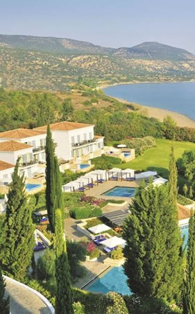 Anassa Hotel ***** Polis Cyprus