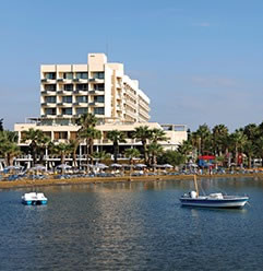 Golden Bay Beach ***** Larnaca Cyprus