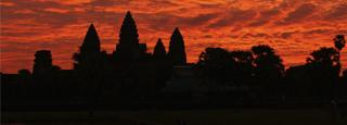 Ankor Wat - Camboya