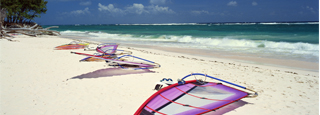Playas de arena blanca para soñar