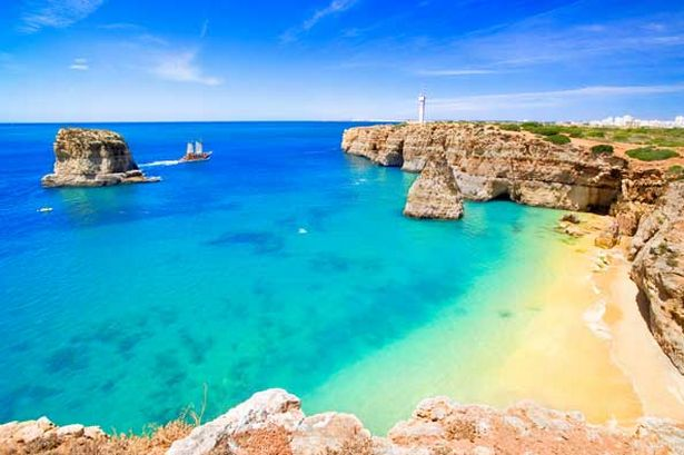 Beach Hotels Near Lagos Portugal