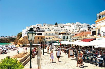 Hotels In New Town Albufeira Newatvs Info