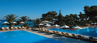 Sani Beach Club Special Offer