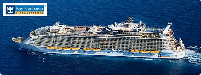 Royal Caribbean Cruises Oasis Class