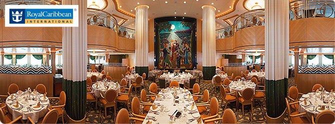 Royal Caribbean Cruise Line Jewel of the Sea