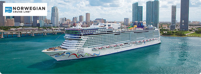 Norwegian Cruise Line Epic Ship