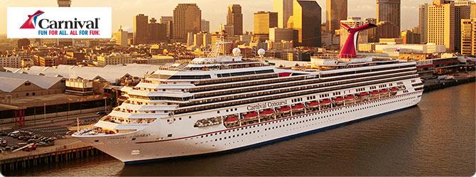 Carnival Cruises Conquest Class