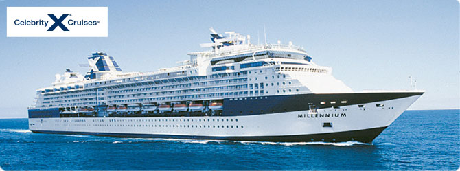 Celebrity Cruises with the Millennium