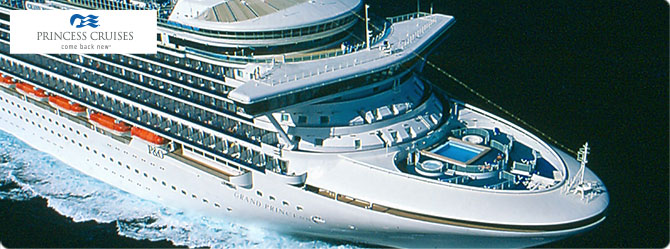 Princess Cruise Line Grand Class