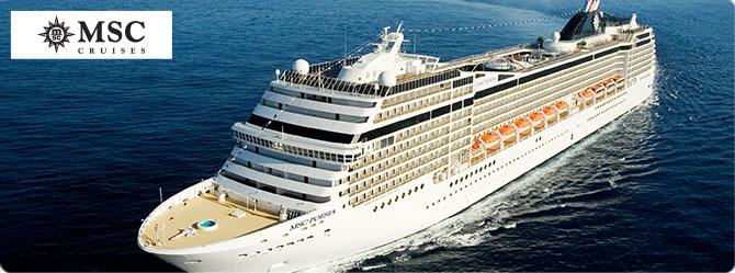 MSC Poesia Cruises
