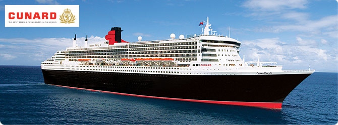 Cunard Cruises Queen Mary 2