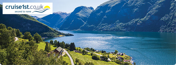Cruise1st Scandinavia Cruises