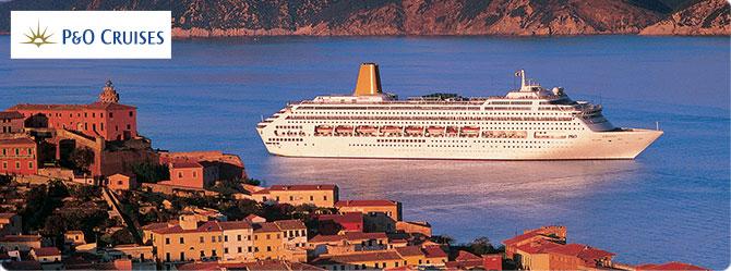 P & O Oriana Cruise Ship