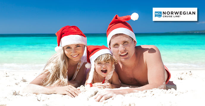 Norwegian Cruise Line Christmas Canaries