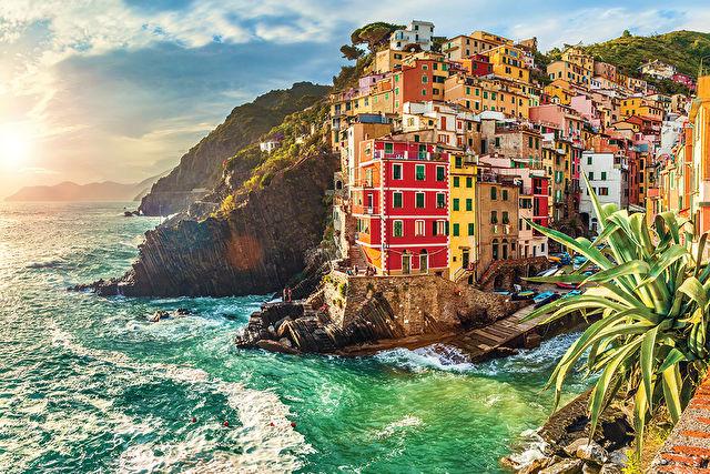 Spain, France & Italy
