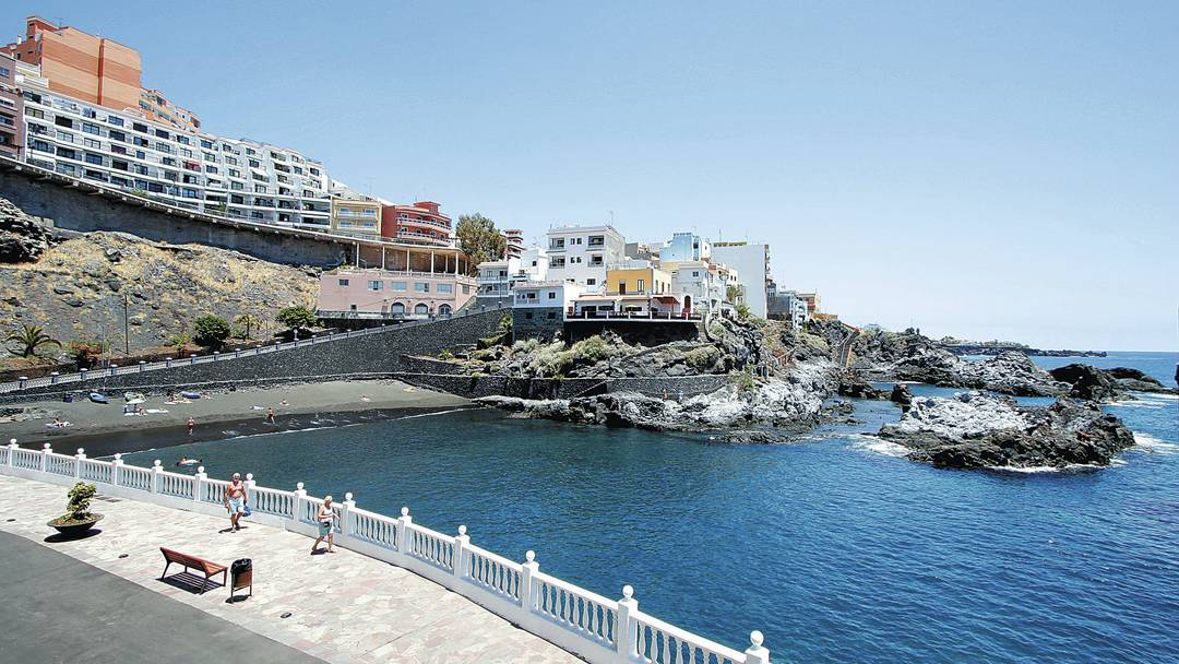 Cheap Hotels In Puerto Santiago Tenerife